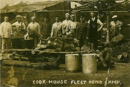 army cook house at pond small