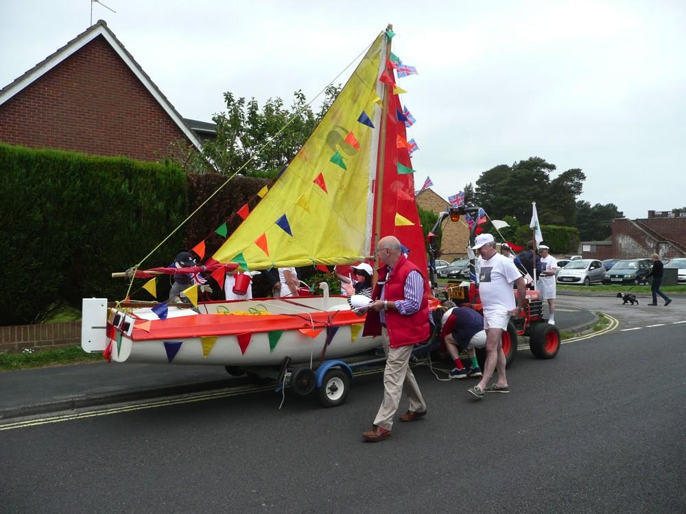 Boat for Sale - Skipper 14 Sailing Dinghy (1/2)
