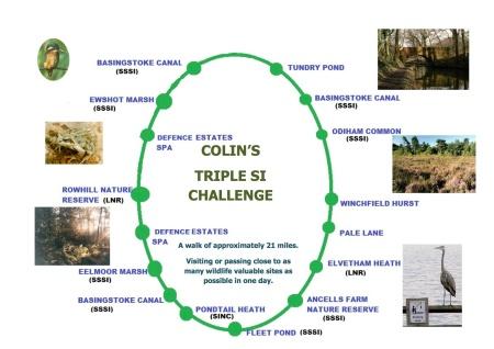 TripleSI Route 2013
