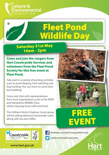 Wildlife Day Poster May 2014