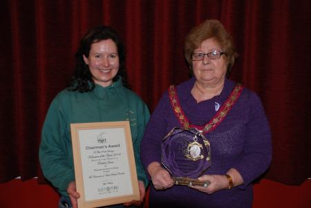 Volunteer of the Year Award 2015