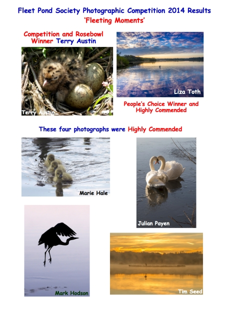 FPS Photo Comp Winners 2014