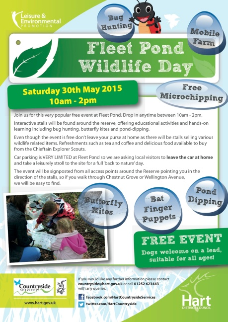 68838 Wildlife Day Poster A4