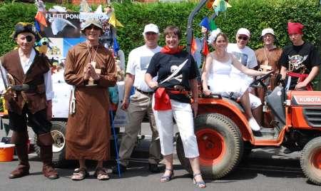 Fleet Pond Carnival Team 2015