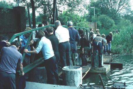 C1979 Carnival bridge install 1 - Photo 7 s